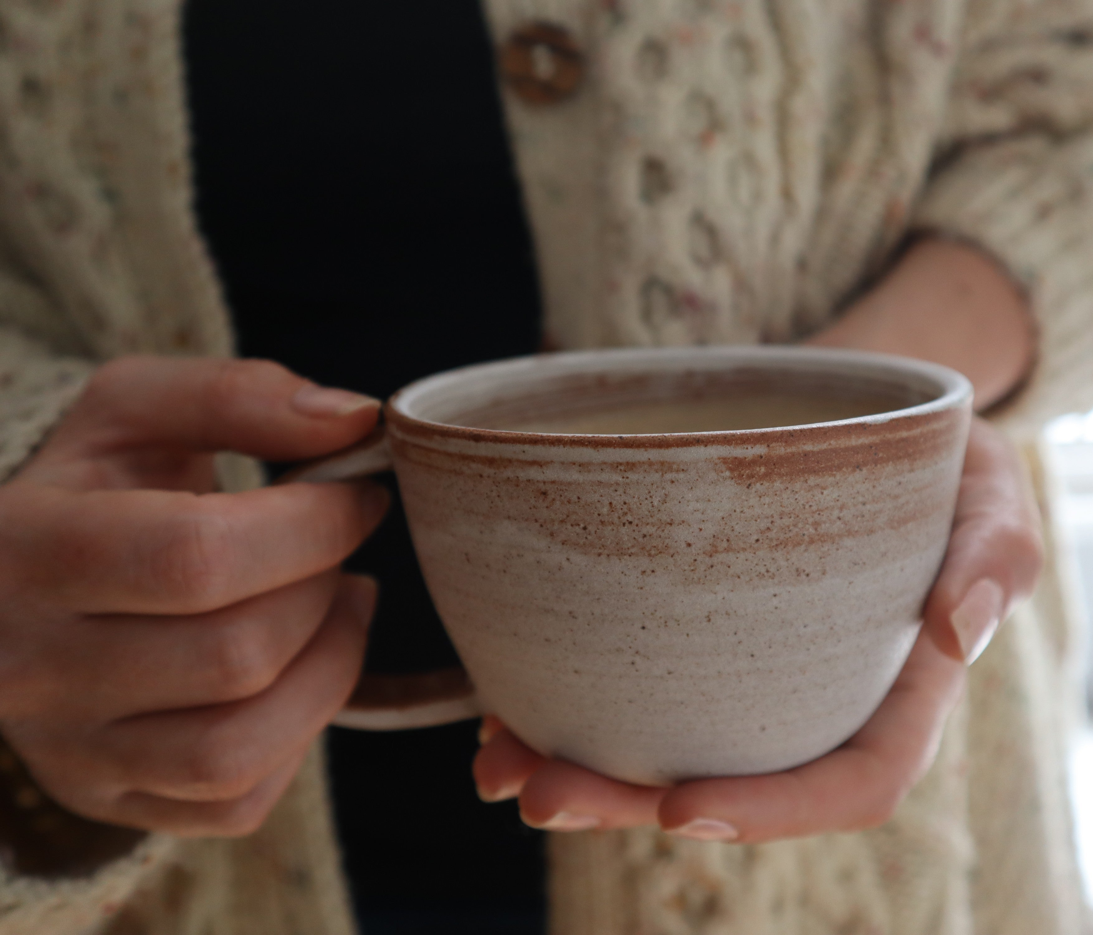 The Ultimate Cosy Mug by RM Ceramics