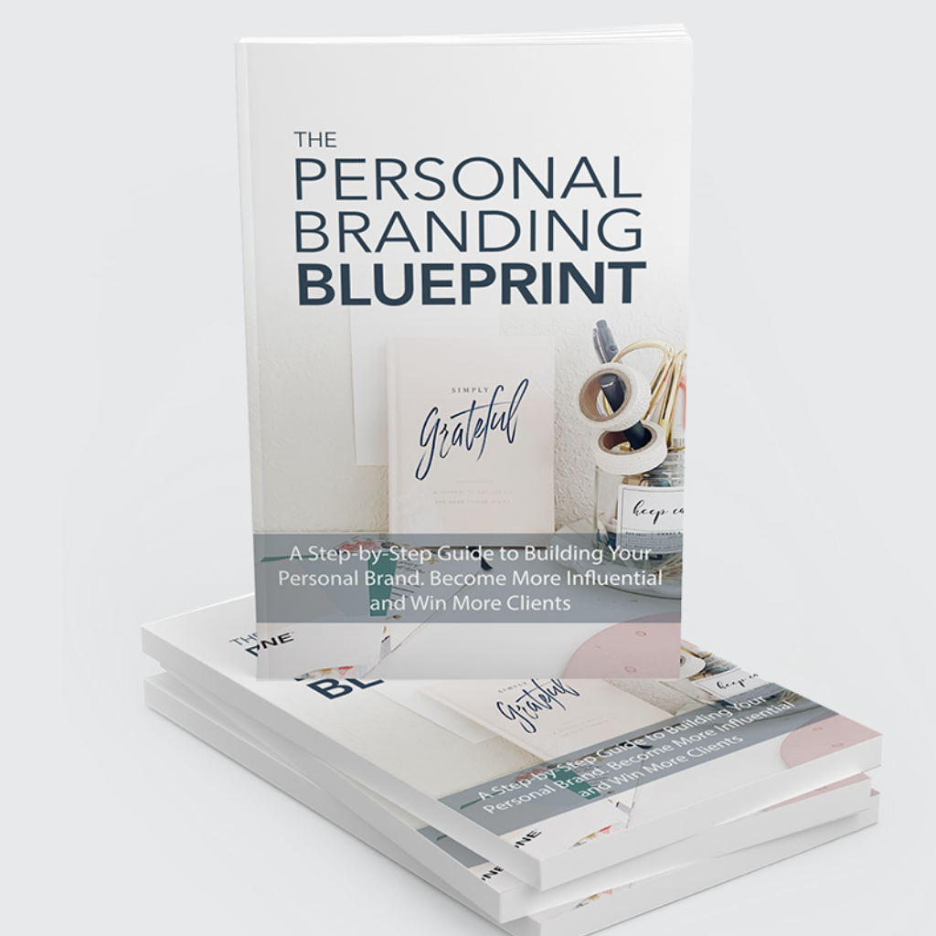 The Personal Branding Blueprint
