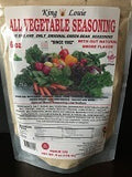 ALL VEGETABLE SEASONING NO SMOKE Green Bean Seasoning