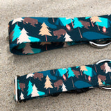 Back country bear - camping dog collar, Lake Life Water Resistant Dog Collar