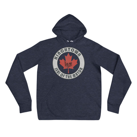 The Seal of The Mayor Unisex hoodie