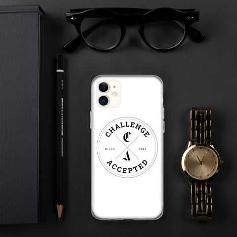 #CHALLENGEACCEPTED iPhone Case