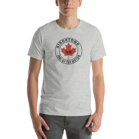 Seal Of The Mayor Short-Sleeve Unisex T-Shirt