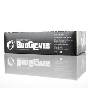 BudGloves Premium Nitrile Trimming Gloves