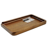 RYOT 100% Walnut Wood Tray