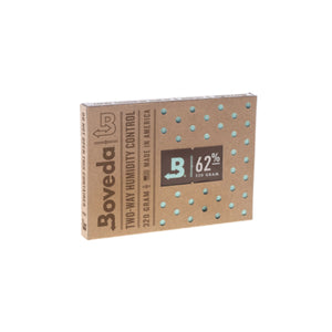 Boveda 2-Way Humidity Control 320 Grams – 62% - Tetra Meds