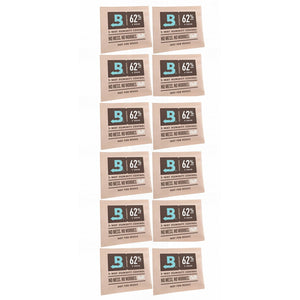 Boveda 2-Way Humidity Control 4 Grams – 62% 12 Pack - Tetra Meds
