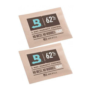 Boveda 2-Way Humidity Control 67 Grams - 62% 2 Pack - Tetra Meds