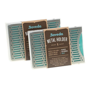Boveda Metal Packet Holder - Single - Tetra Meds