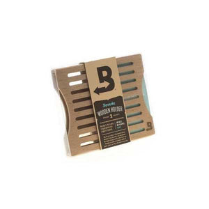 Boveda Wood 2 Packet Holder - Tetra Meds