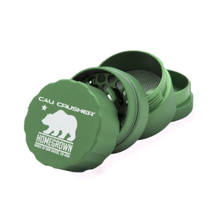Cali Crusher Pocket Homegrown 4-Way Quicklock Grinder - Tetra Meds