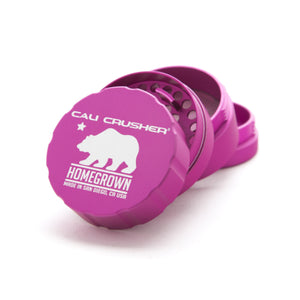"Cali Crusher Homegrown 4-Way Quicklock Grinder - 2.35"" - Tetra Meds"