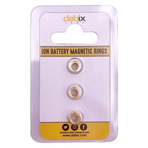 Dabix Labs ION Replacement Magnetic Rings - 3 Pack - Tetra Meds