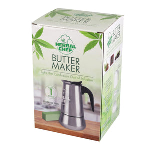 Herbal Chef Stove Top Butter Maker - 1 Stick - Tetra Meds