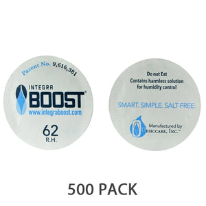 Integra Boost Humidity Cap Pack 37mm