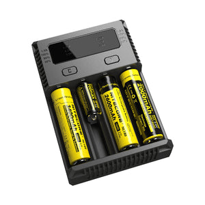 Nitecore i4 Intellicharger Battery Charger - Tetra Meds