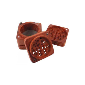 RYOT 1905 4pc All Wood Grinder/Sifter 4