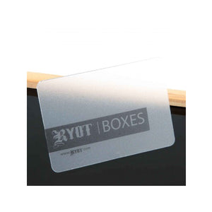 RYOT 4x7 Glass Top Box 7