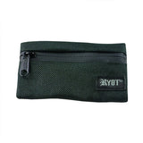 RYOT 2.3L Safe Case Small Carbon Series with SmellSafe and Lockable Technology in Olive