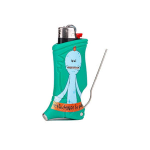 Toker Poker Lighter Accessory - Rick & Morty Collection