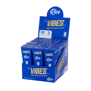 Vibes Cones King Size Box - Rice