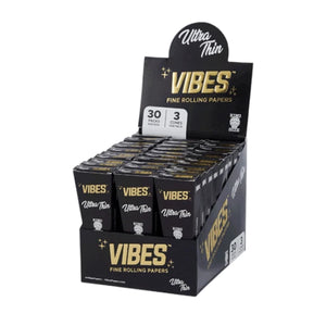 Vibes Cones King Size Box - Ultra Thin