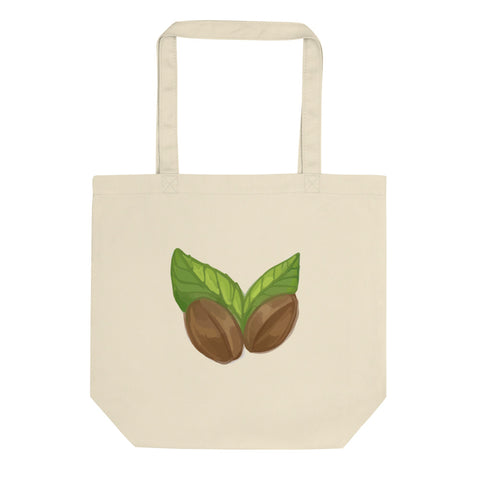 Coffee Beans Eco Tote Bag