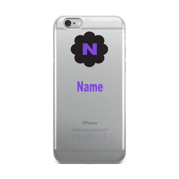 Flower Power Personalized Case