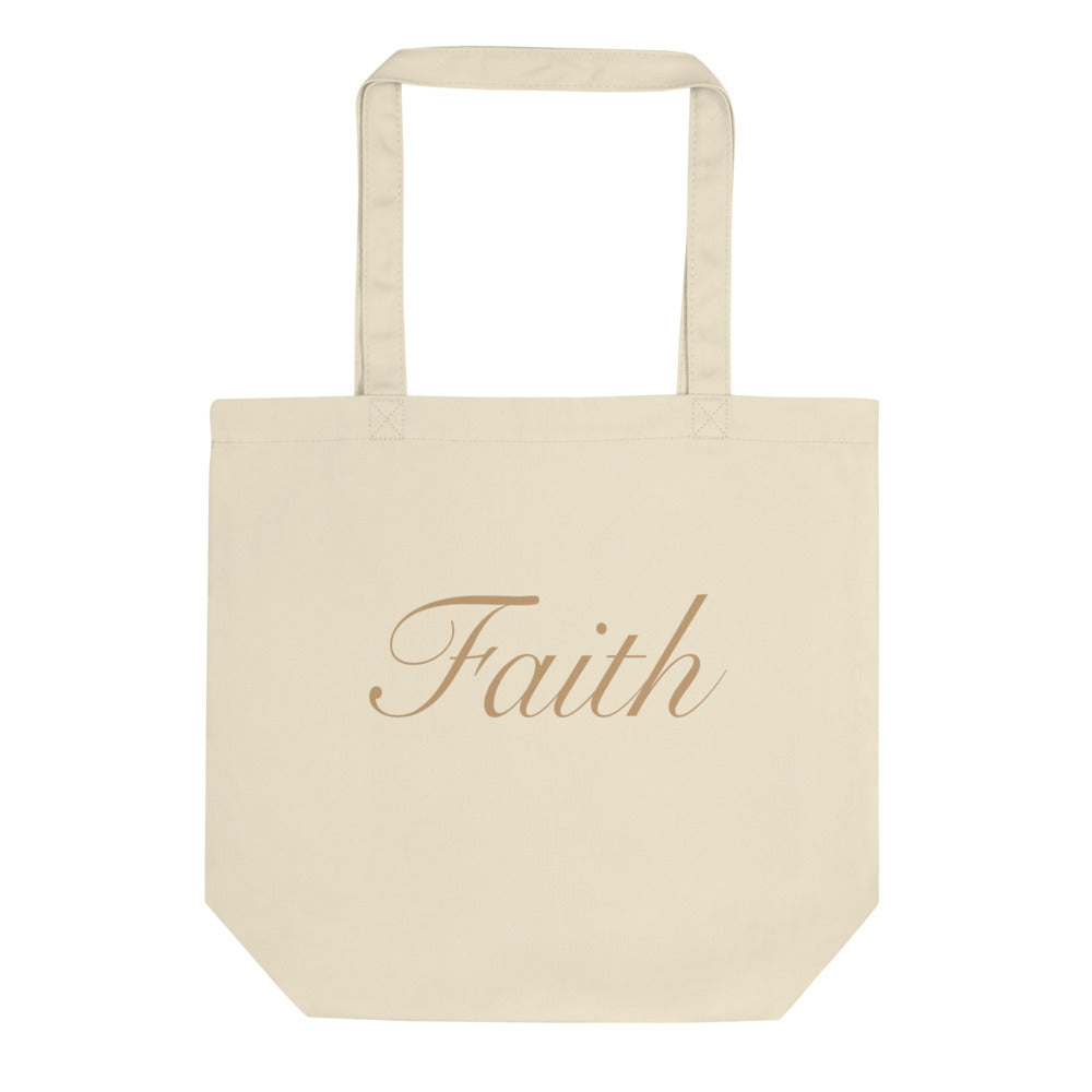 Faith Eco Tote Bag