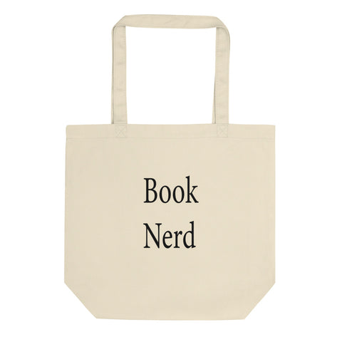 Book Nerd Eco Tote Bag
