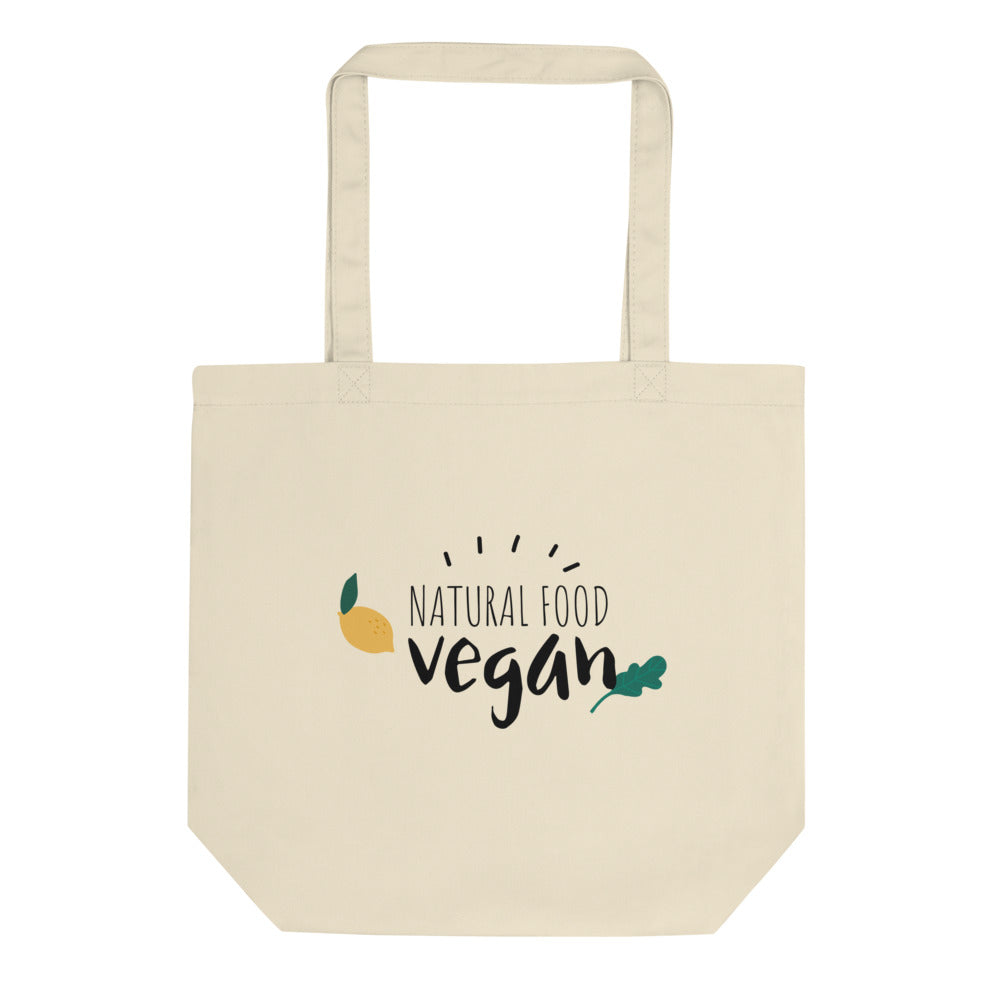 Natural Food Eco Tote Bag