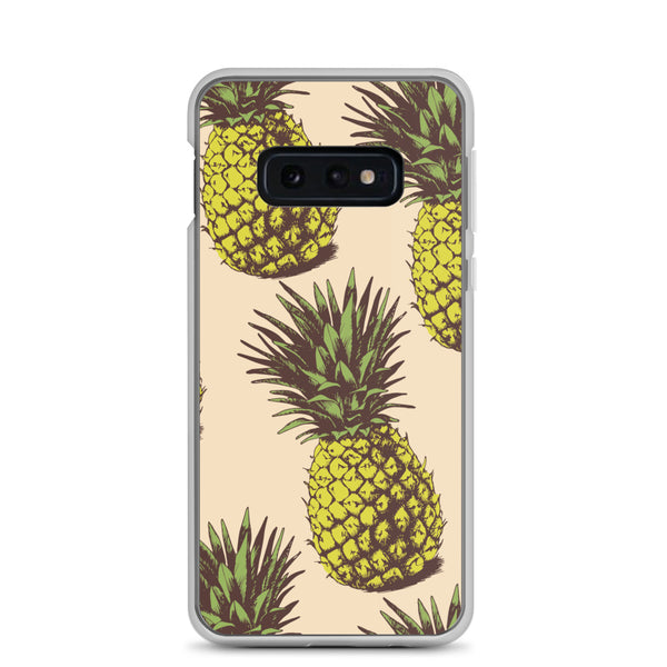 Retro Pineapple