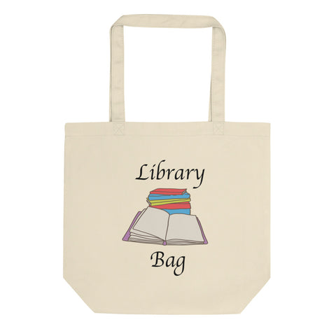 Library Eco Tote Bag