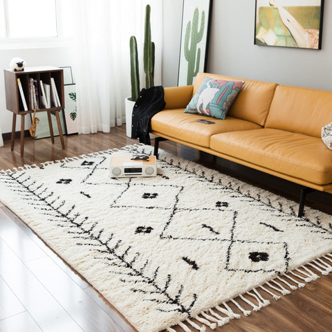 Orcas - Hand Made Moroccan Style Rug