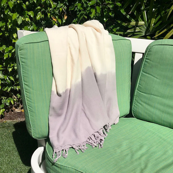 Turkish Towels - Handmade Dip Dyed