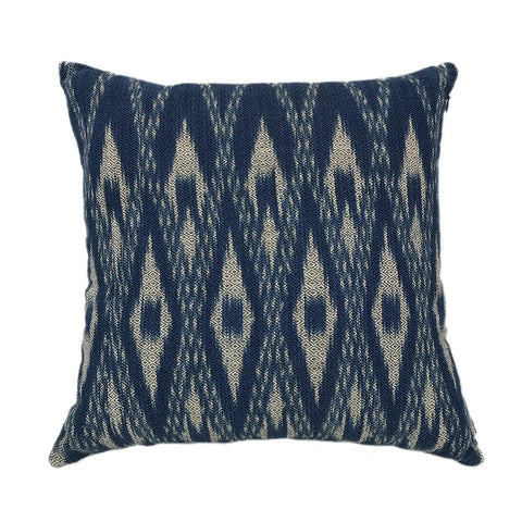 Cushion Cover - Handmade Indigo
