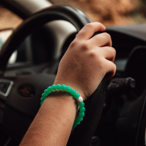 Pulsera Green Palm