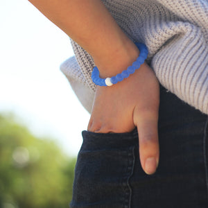 Pulsera Electric Blue