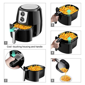 The Big Appetite - 5.5 Quart Air Fryer