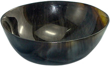 Load image into Gallery viewer, Mythrojan Hand Crafted Small Serving Horn Bowl - Polished Finish