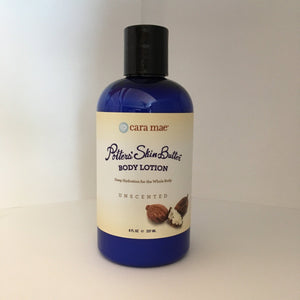 Unscented Potters' Skin Butter Body Lotion