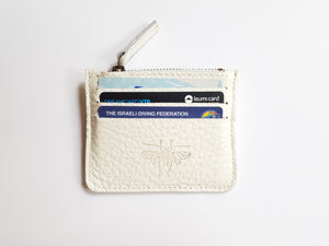Card Holder- white