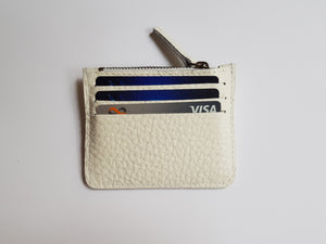 Personalized Card Holder- white