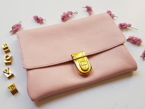 Wallet- S size- pink