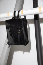Load image into Gallery viewer, Jimi Bag - Black Leather