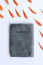 Load image into Gallery viewer, Passport Cover- gray