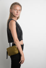 Load image into Gallery viewer, Billie Bag- green and black