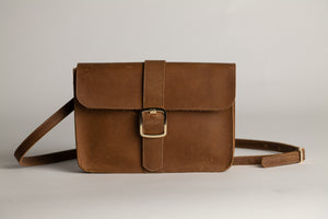 Janis Bag- Brown