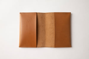 Passport Cover - Brown