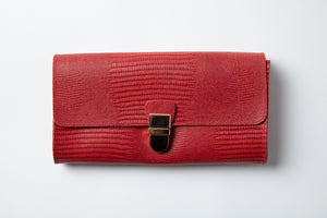 Wallet-L size- Red